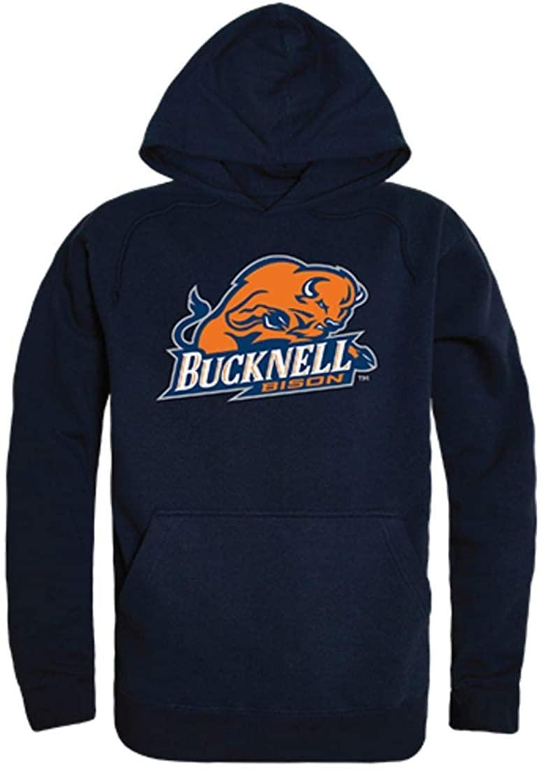 W Republic Apparel Bucknell University Freshman Pullover Sweatshirt Hoodie Navy Small