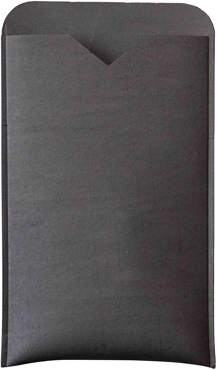FLYGONS Suede-Like Eco-Friendly Smart Phone Protector | V Type | Case Cover for Powerbank/Mobile/Smartphone/iPhone 11 (Dark Gray)(3pcs)