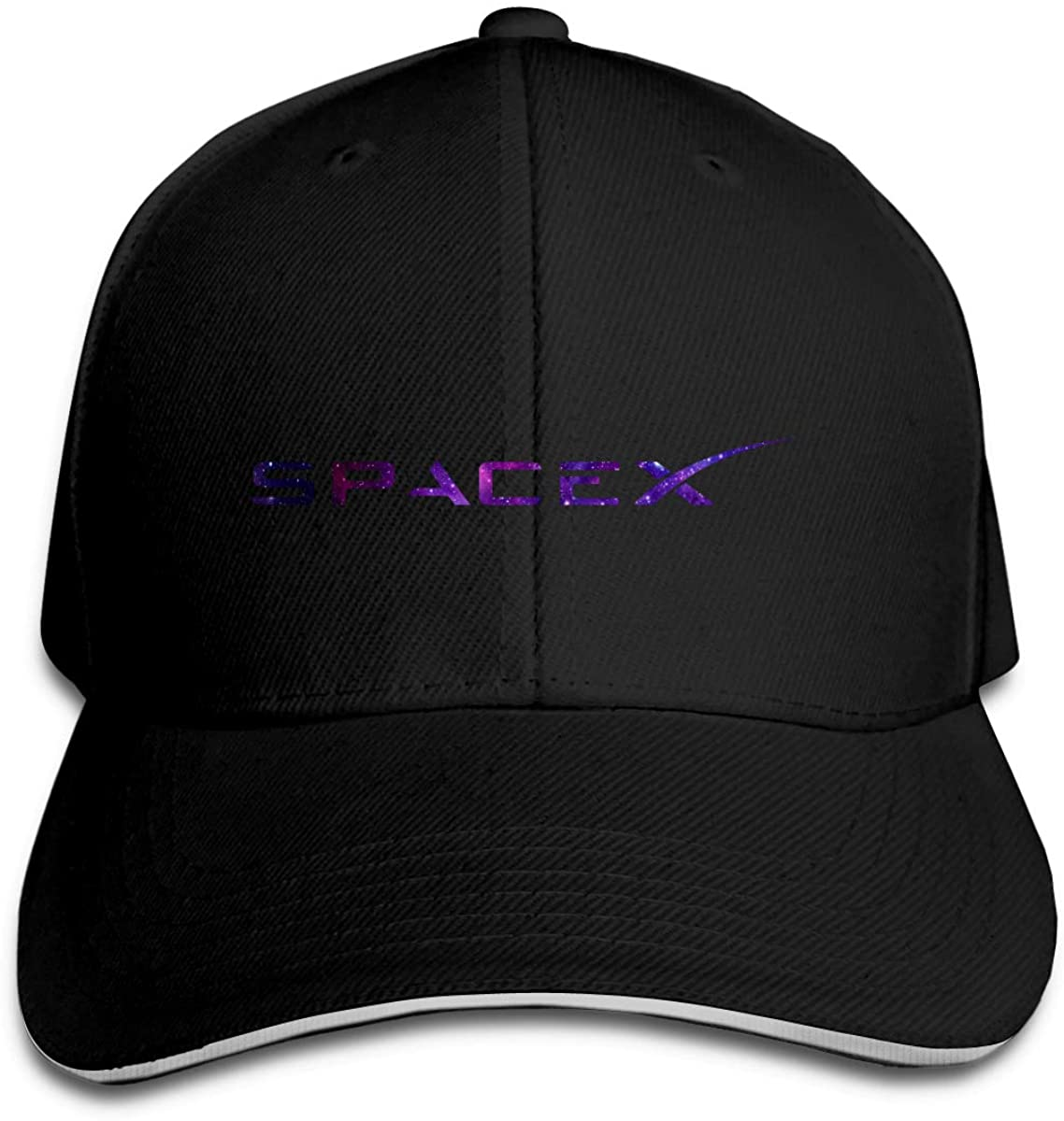 Lengyuye E SpaceX Unisex Adjustable Baseball Cap Hat Casquette
