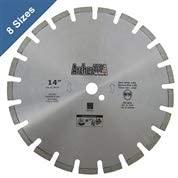 Archer Pro 20 Diamond Saw Blades for Fast Asphalt Cutting and Green Concrete Cutting