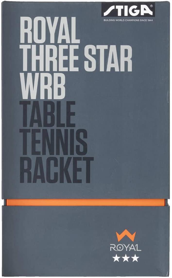 Stiga Royal 3-Star WRB