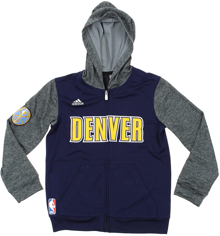 adidas NBA Big Boys Youth (8-18) Pregame Hoody, Team Options