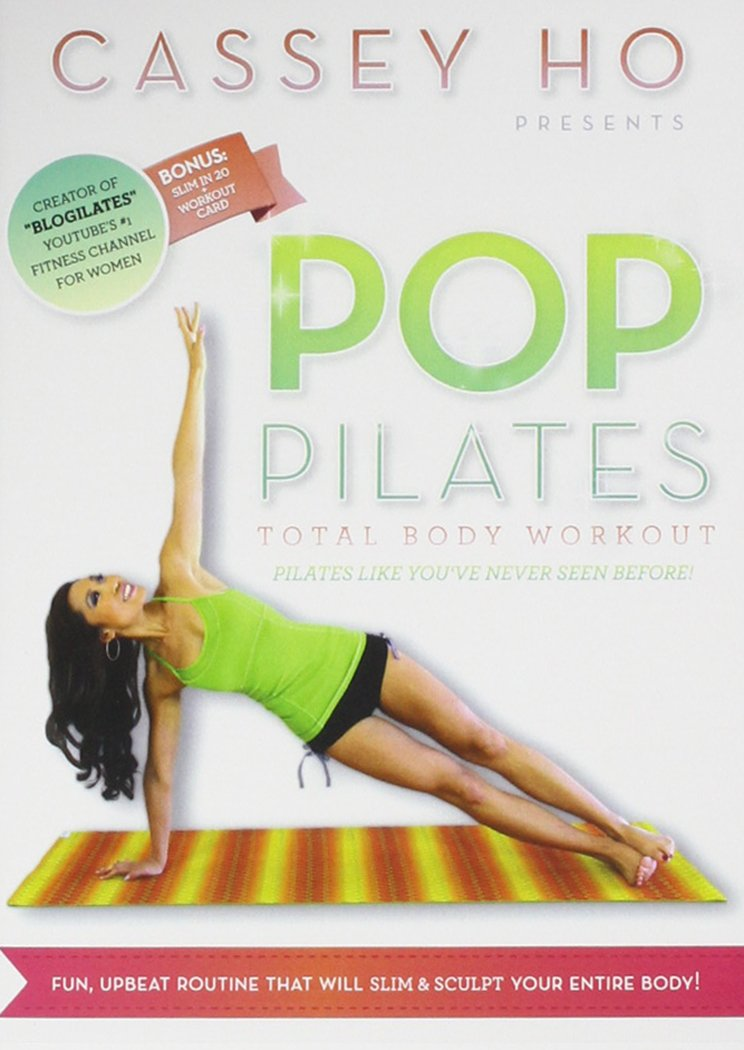 Pop Pilates Total Body Workout with Cassey Ho
