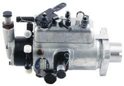 Fuel Injection Pump, New, CAV - Lucas, 3233F390, Ford, D6NN9A543G