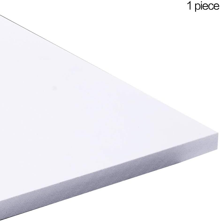 LOKIH Foam Board - PVC Foam Boards High-Density Professional Use Thick:0.2cm/0.08inch,1 pcs,20x30cm/7.9x11.8inch