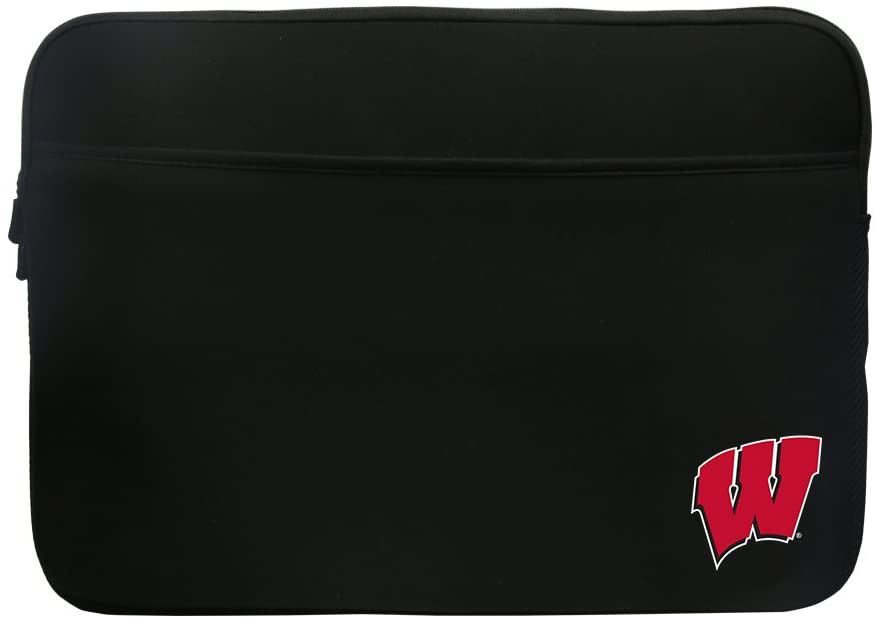 Guard Dog Wisconsin Badgers W Premium Laptop & Tablet Sleeve 14/15