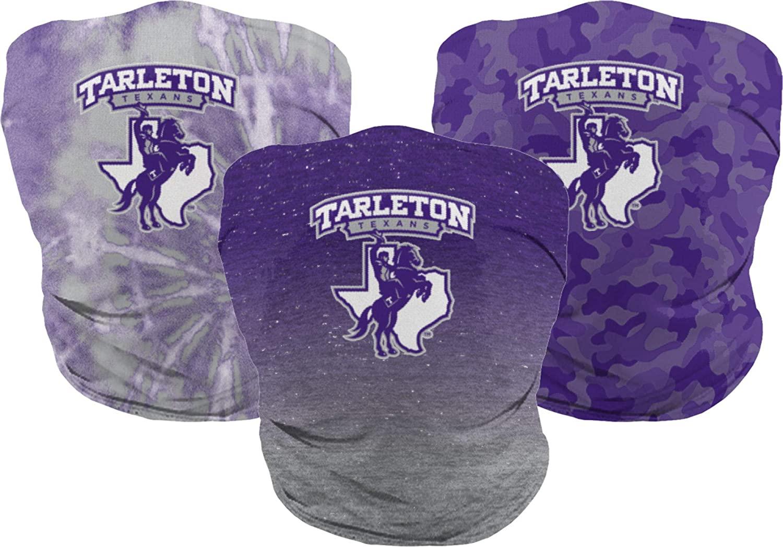 ProSphere Tarleton State University Neck Gaiter/Face Scarf (3-pack)