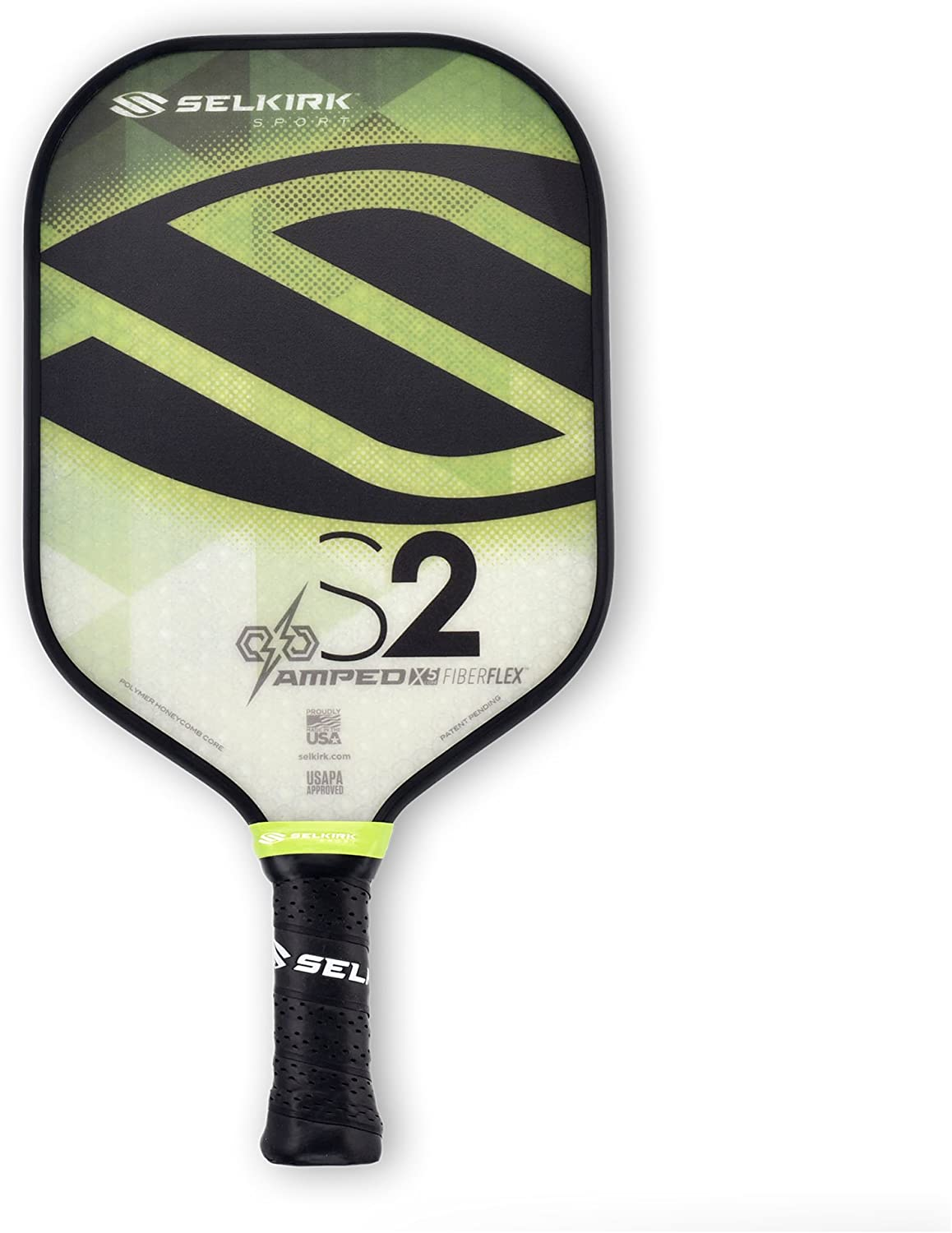Selkirk Amped Pickleball Paddles – Made in The USA – Use The Paddle of The Pros
