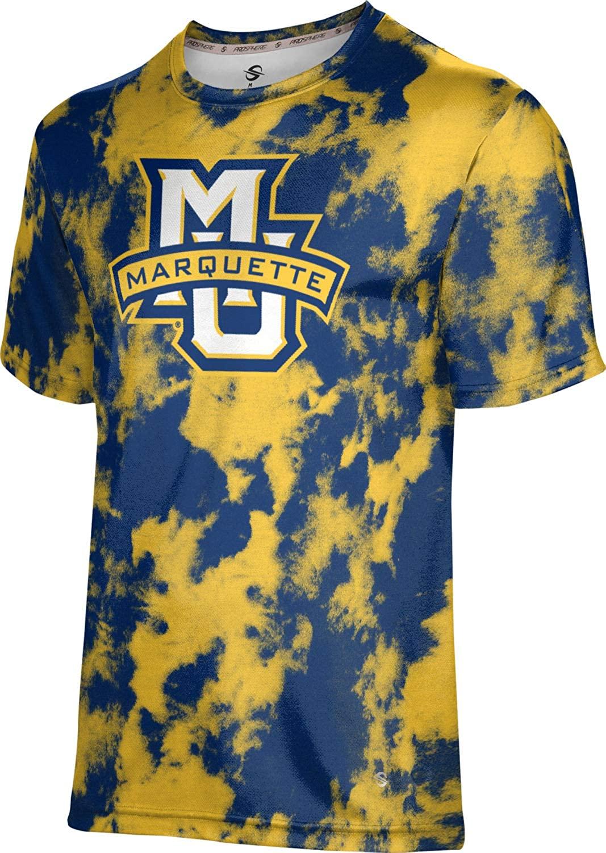 ProSphere Marquette University Men's Performance T-Shirt (Grunge)