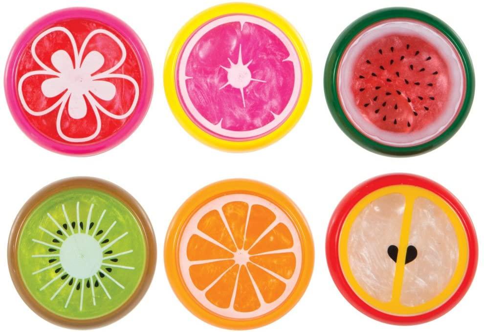 Raymond Geddes Fruit Slices Putty, 24/Box (70500)