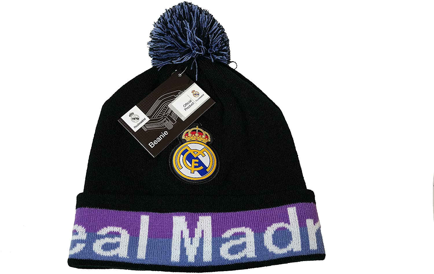 Real Madrid Authentic Official Licensed Product Soccer Beanie