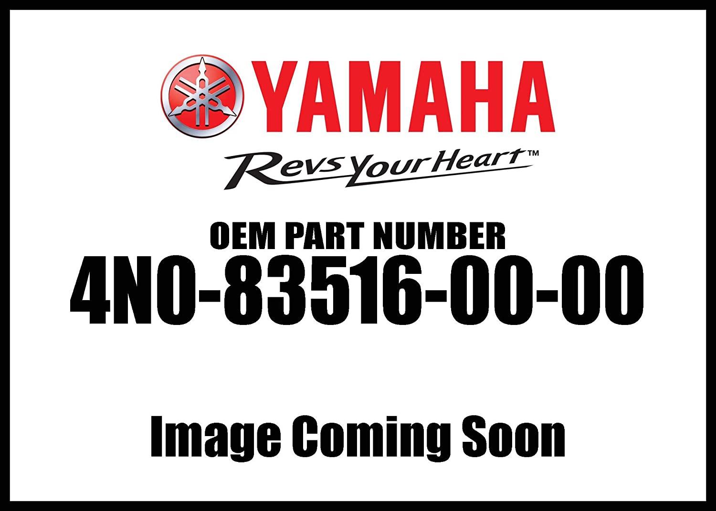 Yamaha 4N0-83516-00-00 BULB 6V 3W BLADE TYP; 4N0835160000