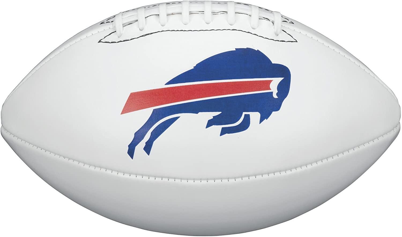 Wilson NFL Logo Autograph Football