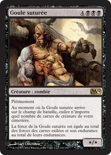 Sutured Ghoul - Magic 2012 Core Set - Rare