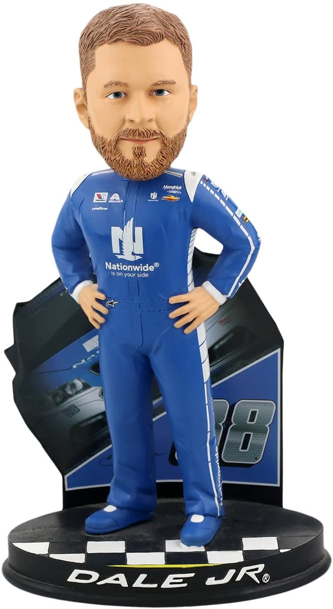 Forever Collectibles Dale Earnhardt NASCAR Special Edition Bobblehead