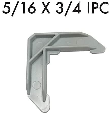 Plastic Internal Screen Frame Corners (4 Pack)