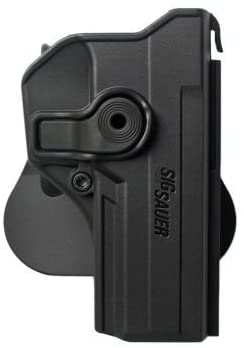 Polymer Retention Roto Holster for Sig Sauer P250 Full size (9mm / .40 / 357) Black