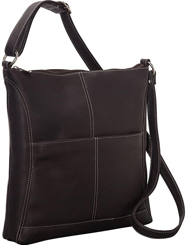 Le Donne Leather Easy Slip Crossbody Shoulder Bag