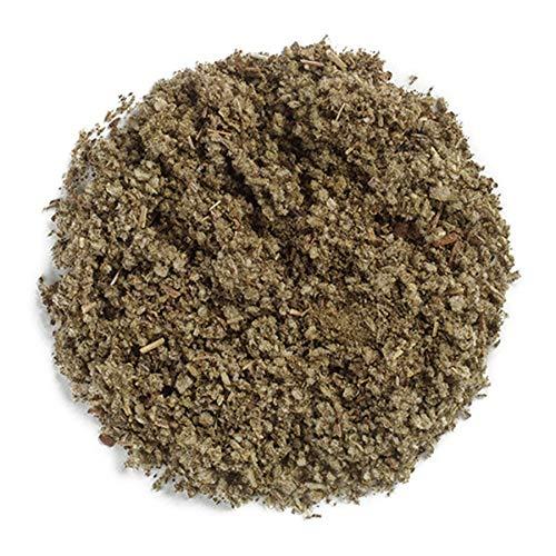 Frontier Co-op Sage Leaf, Crushed, Kosher | 1 lb. Bulk Bag | Salvia officinalis L.