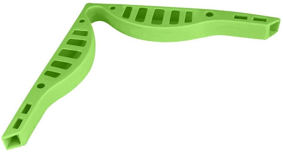 Fog Free Face_Mask Accessory for Prevent Eye Glasses from Fogging, Anti Fog Silicone Nose Bridge Clip