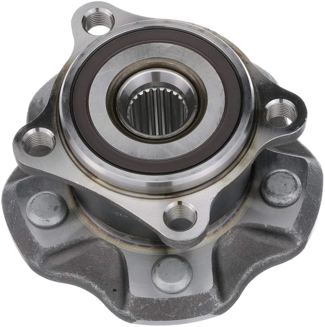 NSK 62BWKH17 Wheel Bearing and Hub Assembly, 1 Pack