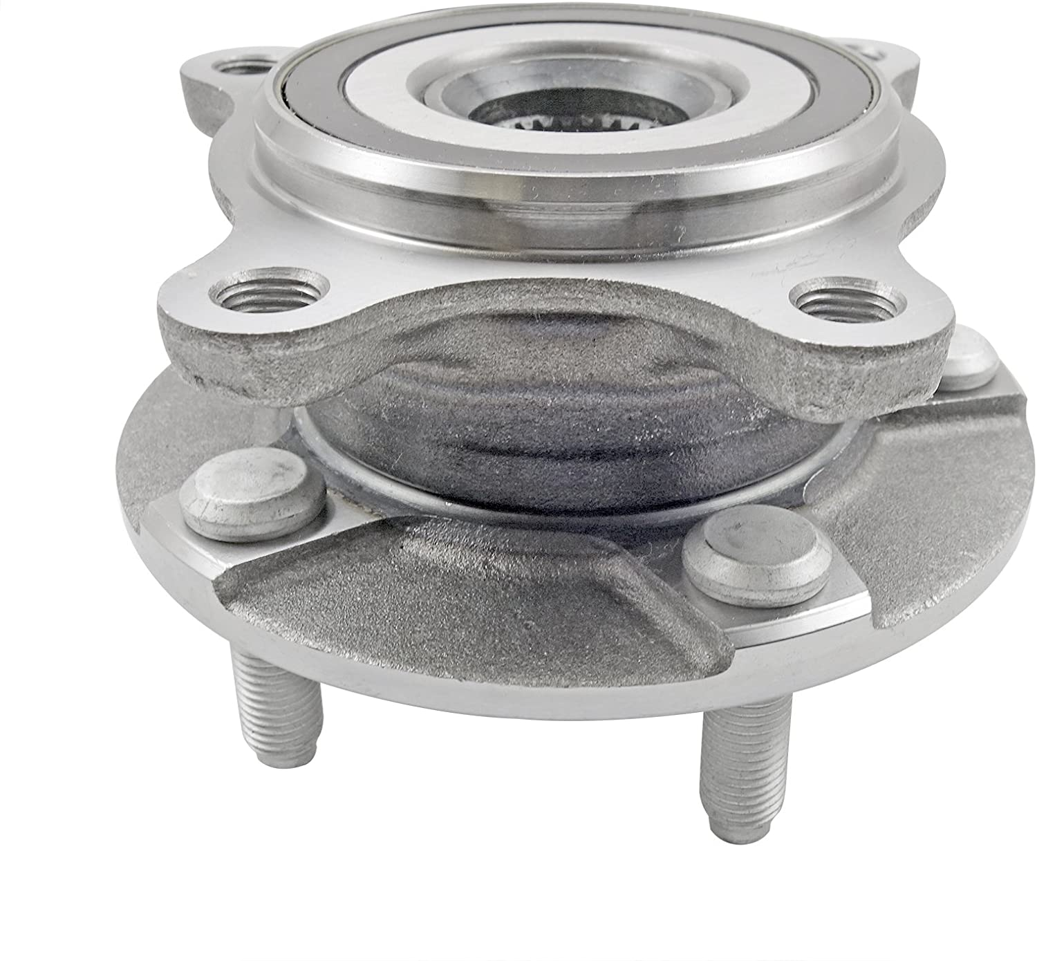 CRS NT590140 New Wheel Bearing Hub Assembly, Front Left (Driver), forLexus IS250 2006-2015/IS350 2006-2016/RC350 2015-2016/GS300/GS350/GS430/GS450H/GS460 2006-2016 (Exc.2012), AWD