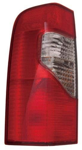 Go-Parts - for 2000 - 2001 Nissan Xterra Rear Tail Light Lamp Assembly / Lens / Cover - Left (Driver) 26555-7Z025 NI2800144 Replacement