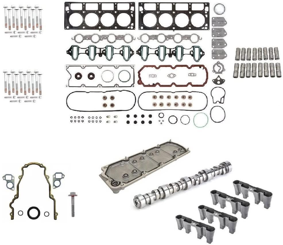 GM Chevy Active Fuel Management AFM DOD Disable Kit for 2005-2006 5.3L Envoy Trailblazer