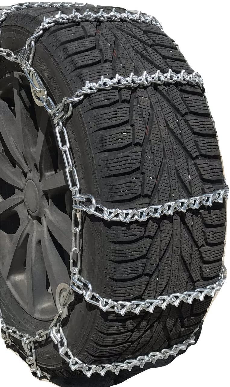 TireChain.com P275/60R20, P275/60 20 Boron Alloy Cam V-BAR Tire Chains