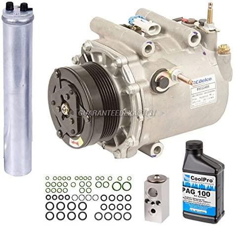 For Pontiac Montana 2001-2005 OEM AC Compressor w/A/C Repair Kit - BuyAutoParts 60-83146RN NEW