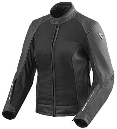 Revit Ignition 3 Ladies Motorcycle Jacket Black 42