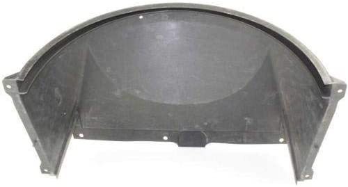 Go-Parts - for 1988 - 1995 GMC C2500 Engine Cooling Fan Shroud - Upper - (4.3L V6) 15603561 GM3110114 Replacement 1989 1990 1991 1992 1993 1994