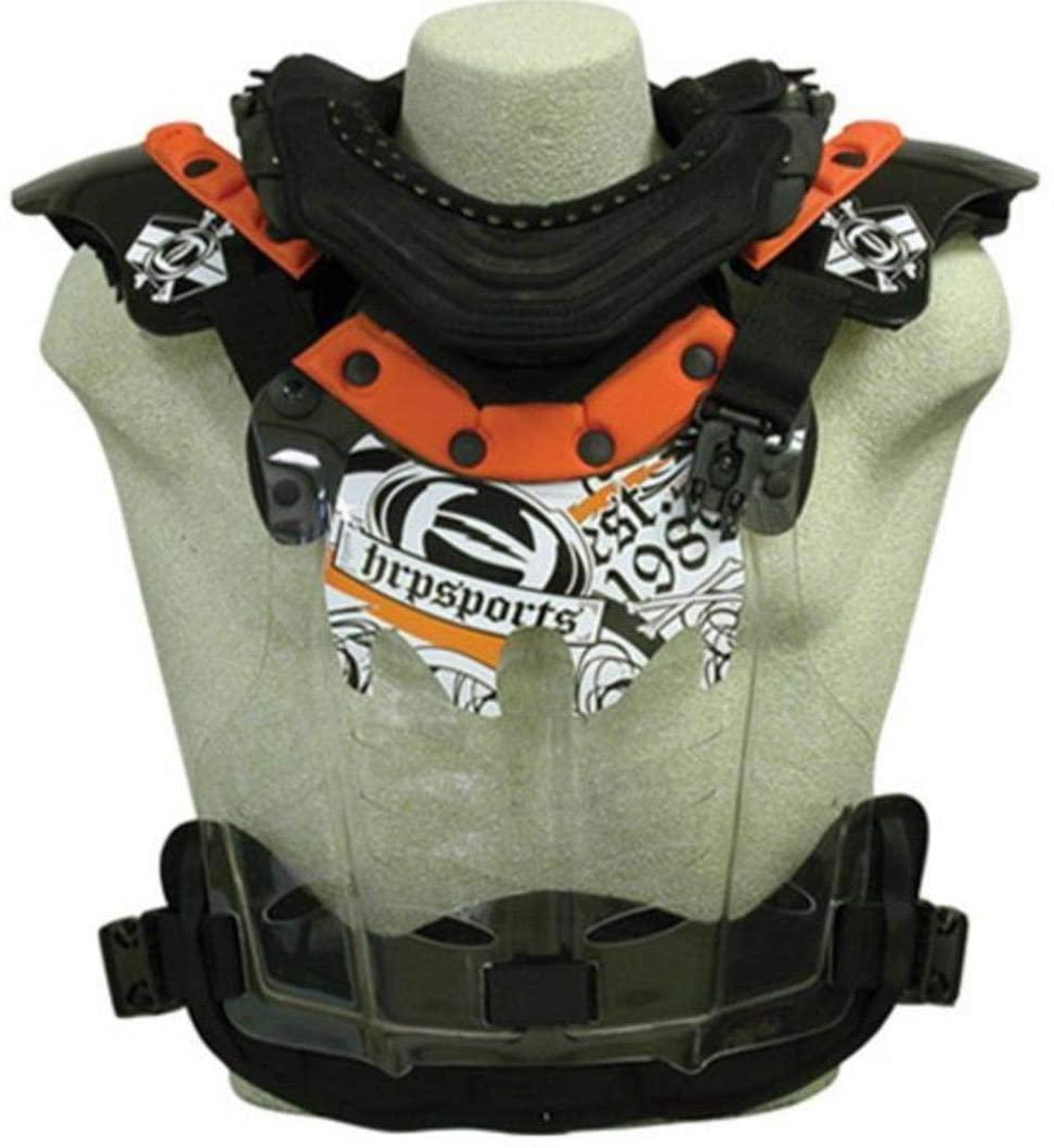 HRP Sports Flak-Jak LT IMS Chest Protector X-Large Orange