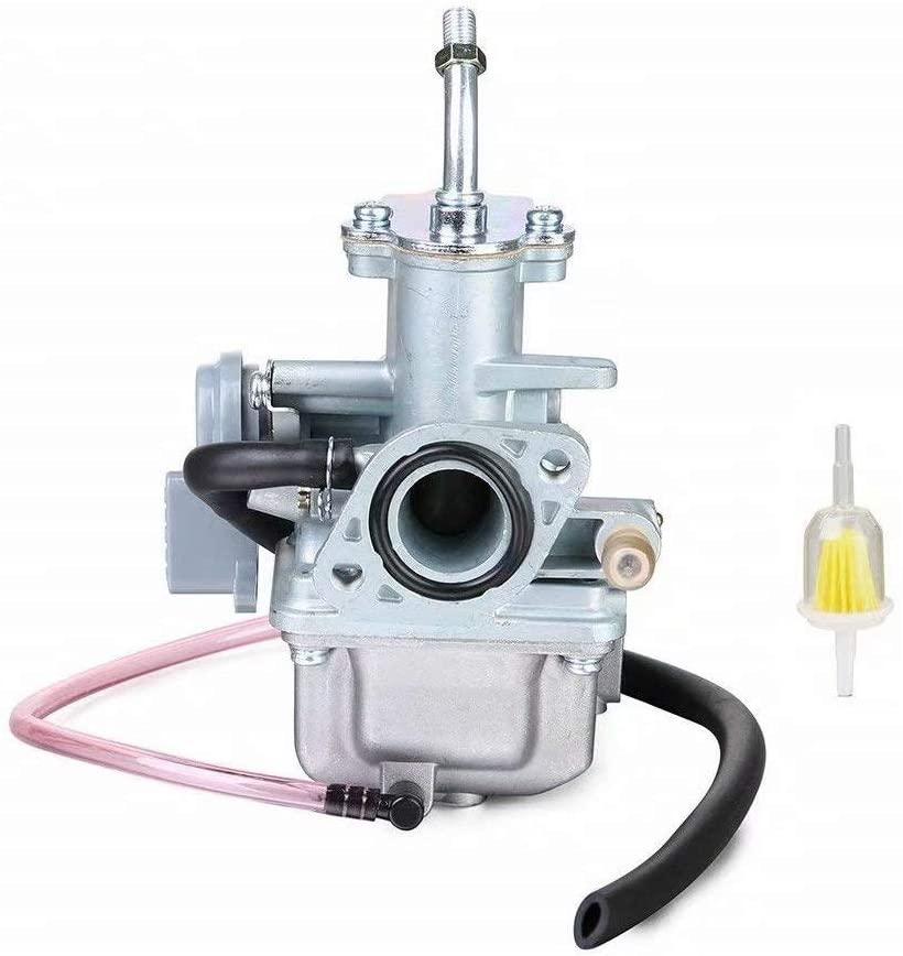 New Performance Carburetor for Yamaha Raptor 50 YFM 50 ATV Carb 2004-2008 W/Fuel Filter