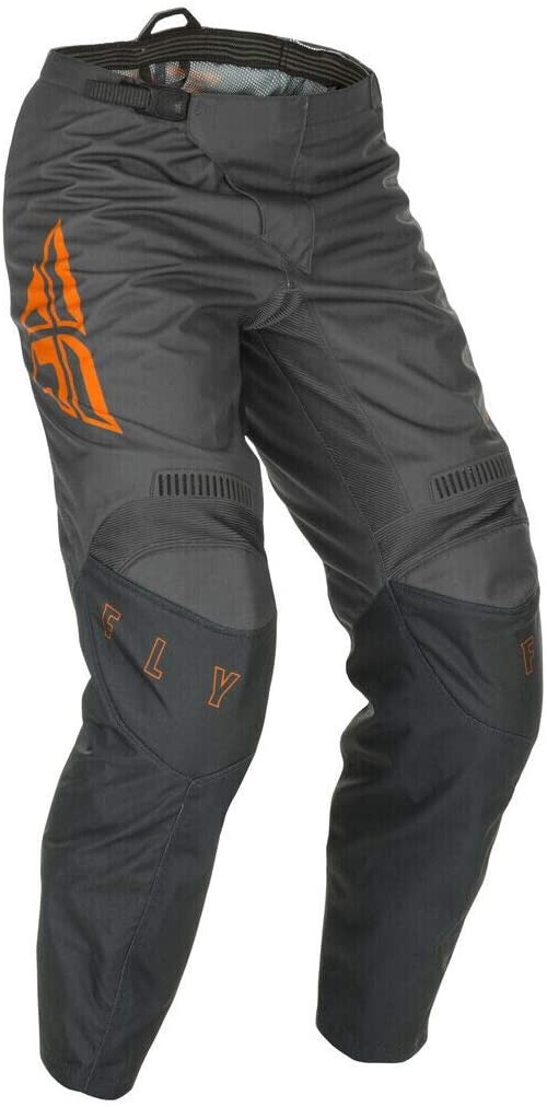 Fly Racing 2021 F-16 Pants (34) (Grey/Orange)
