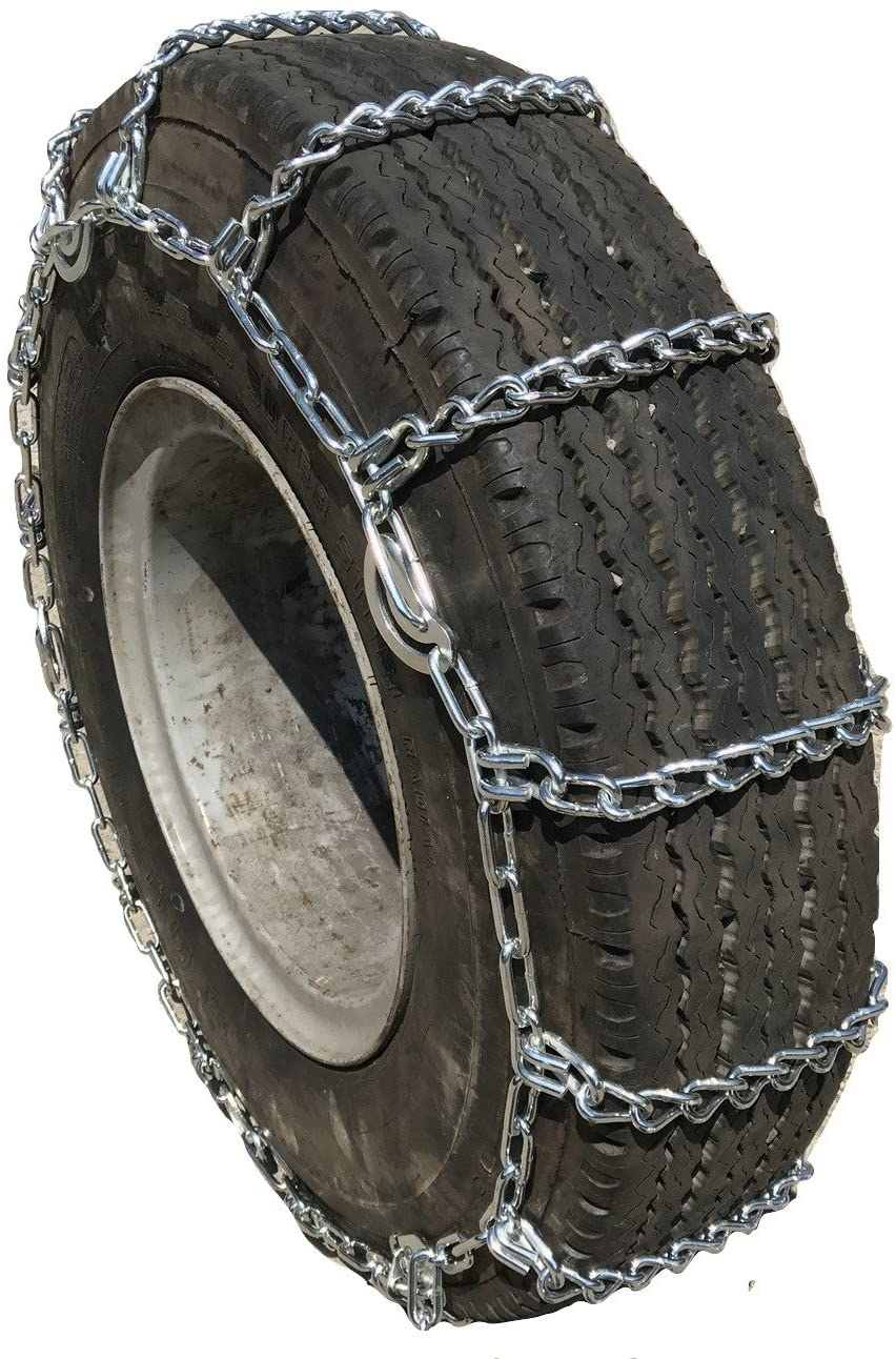 TireChain.com 3269 445/50R22.5, 445/50-22.5 Cam Tire Chains, Priced per Pair.