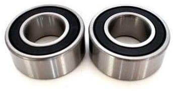 BossBearing 1 in Axle Rear Wheel Bearing Kit for Harley to Davidson Replaces OEM 559339