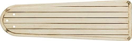 Kichler 371019, Climates Aged White Bead Board ABS Blade Set
