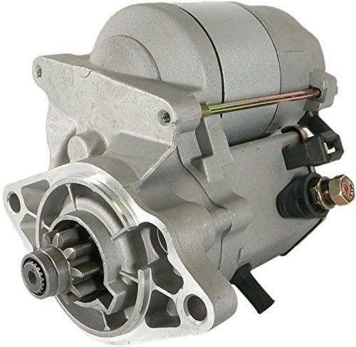 Discount Starter & Alternator Replacement New Starter For Kubota Excavators K008 w/ D722 10HP Diesel Engine 2000-2005