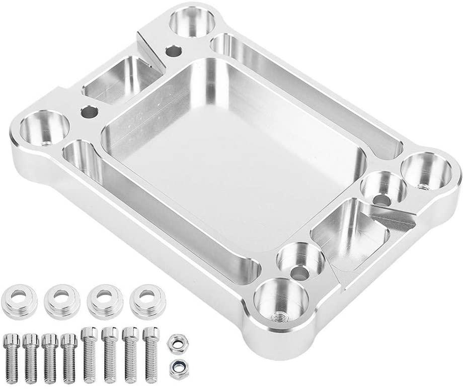 Shifter Plate - K20 K24 K Series Billet Shifter Box Base Plate Cable Grommet Fits for 94-01