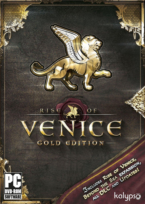 Rise of Venice Gold - Windows (select)