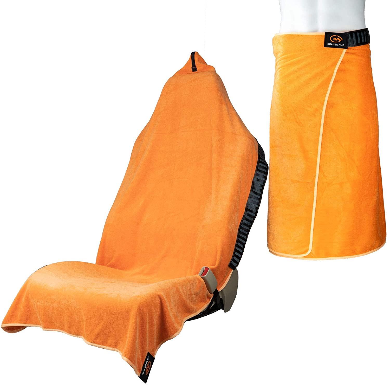 Transition & Seat Wrap V2.0 (Orange)