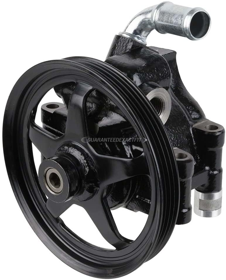 For Ford Flex Taurus Lincoln MKS MKT New Power Steering Pump - BuyAutoParts 86-01856AN New