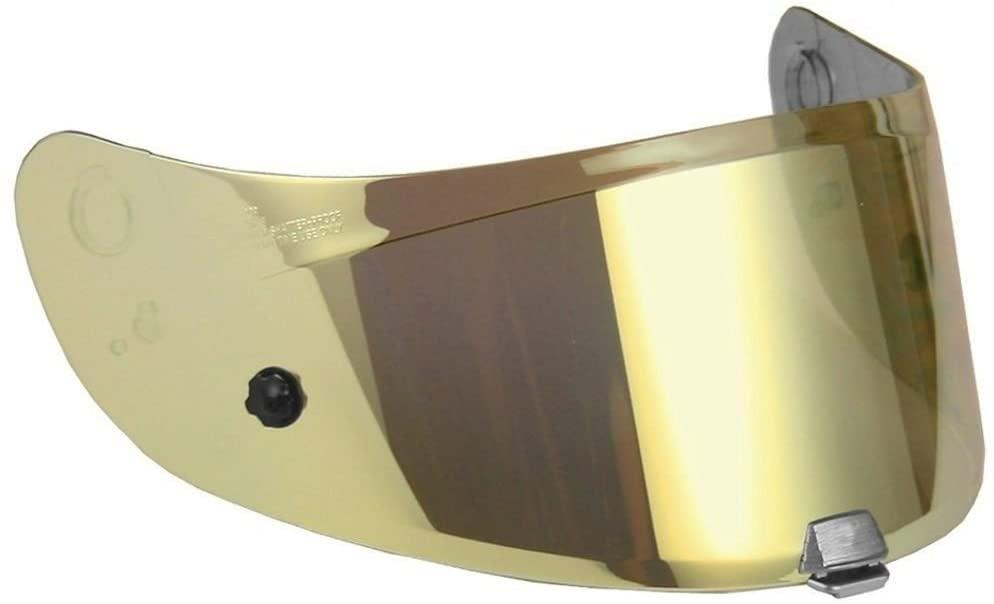 HJC HJ-26 RST-Mirrored Anti-Fog Tear-Off Pin Prepared Gold 1650-246