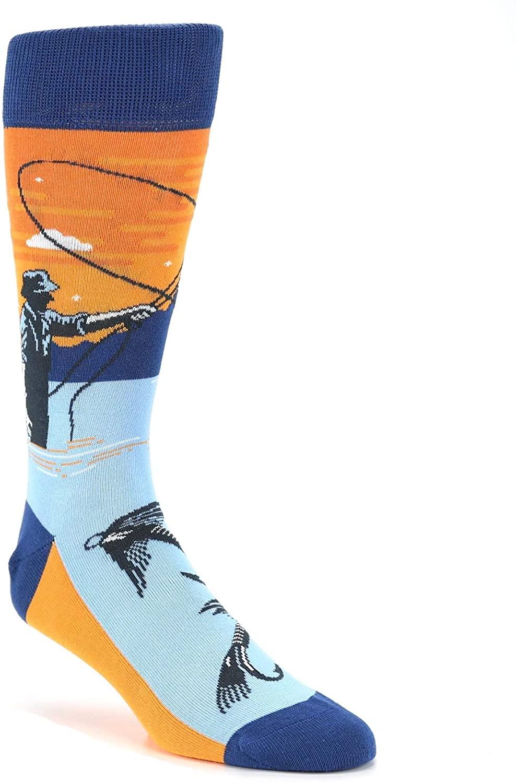 Statement Sockwear Extra Large King Size 13-16 Fun Men's Hobbies & Sports Socks