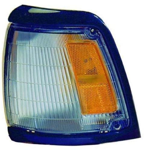 Go-Parts - for 1992 - 1995 Toyota Pickup Parking Light Assembly / Lens Cover - Left (Driver) Side - (Base Model RWD) 81620-35080 TO2520125 Replacement 1993 1994
