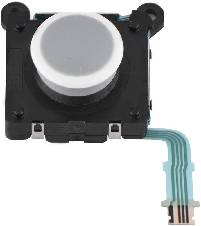 Zopsc 3D Analog Joystick Button Stick Rocker Sensor Module Replacement Part Joystick Analog Thumb Stick Controller for PS Vita PSV 2000