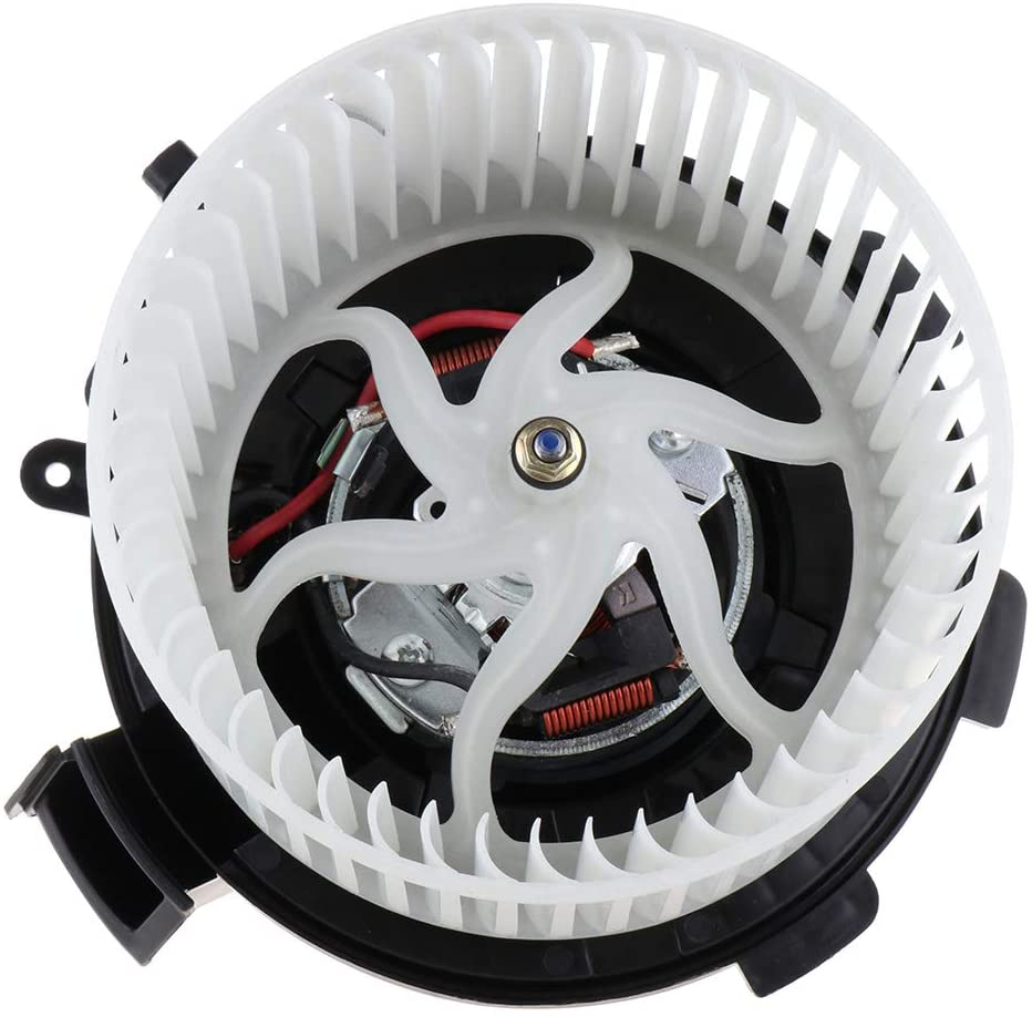 ANPART AC Heater Blower Motor HVAC Fit for 2007-2009 Dodge Sprinter 2500/07-09 Dodge Sprinter 3500/2010-2016 Mercedes-Benz Sprinter /2010-2016 Mercedes-Benz Sprinter 2500 3500 Replace OE 3W1Z19805AA