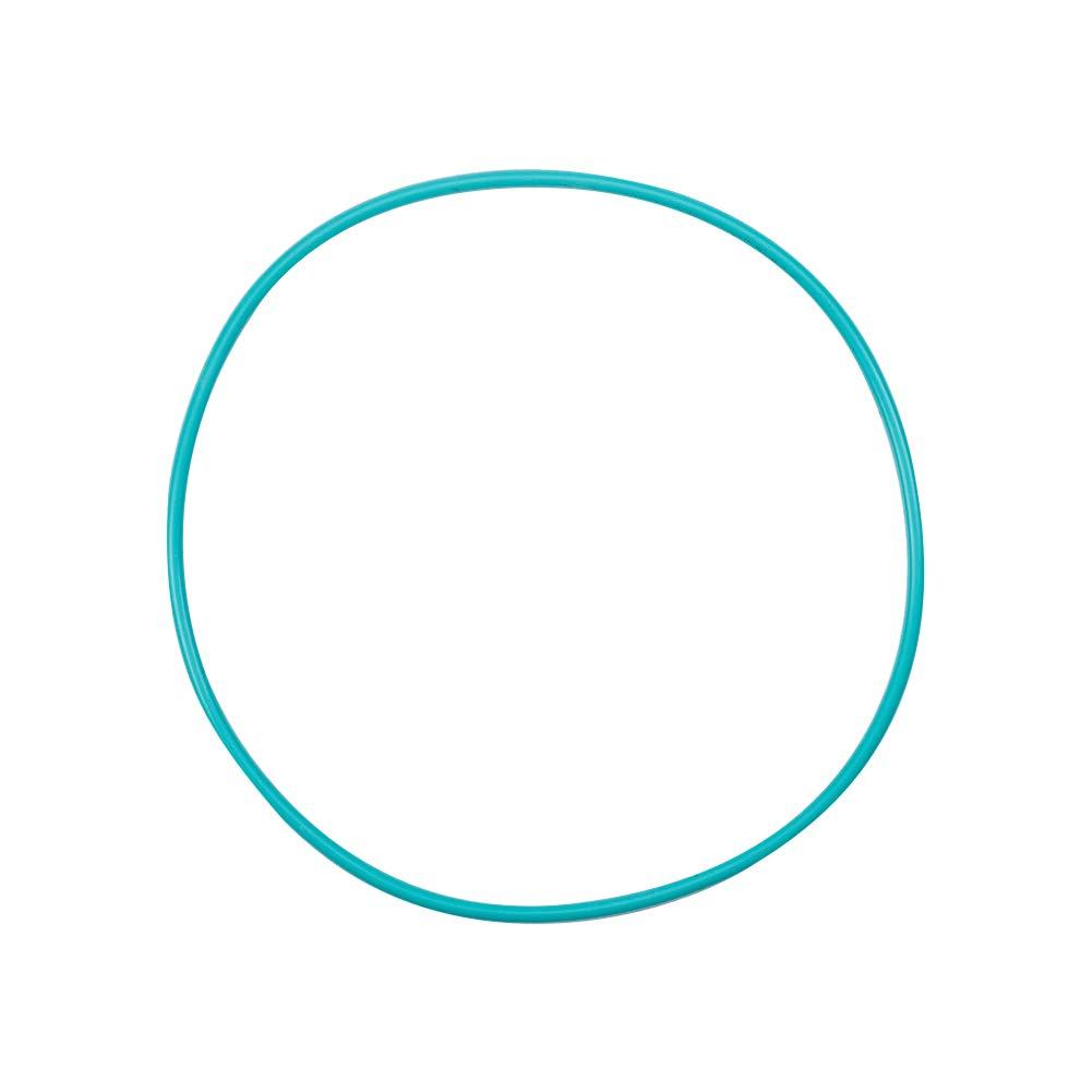 Othmro O-Rings Fluorine Rubber, 133mm Inner Diameter, 140mm OD, 3.5mm Width, Round Seal Gasket(Pack of 1)