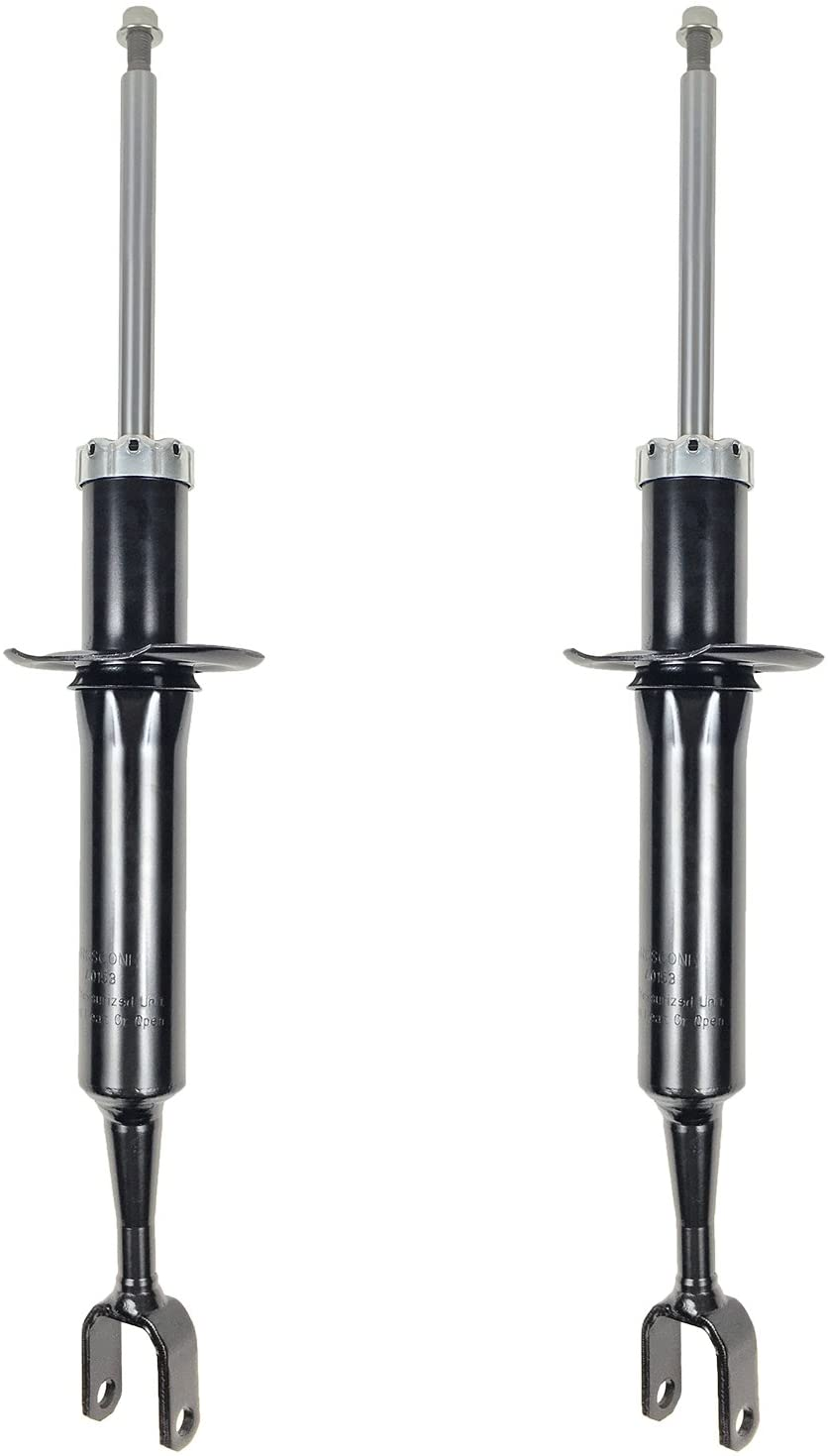 Laprive Auto Front Right+Left Gas Strut Shock Fit 00-08 A4 Quattro 4 door